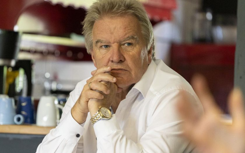 Minister Fritz Untersteller